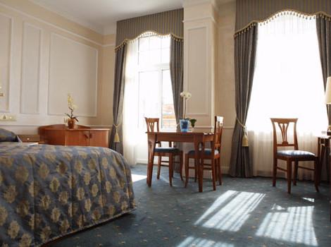 Номер в пятизвездочном отеле